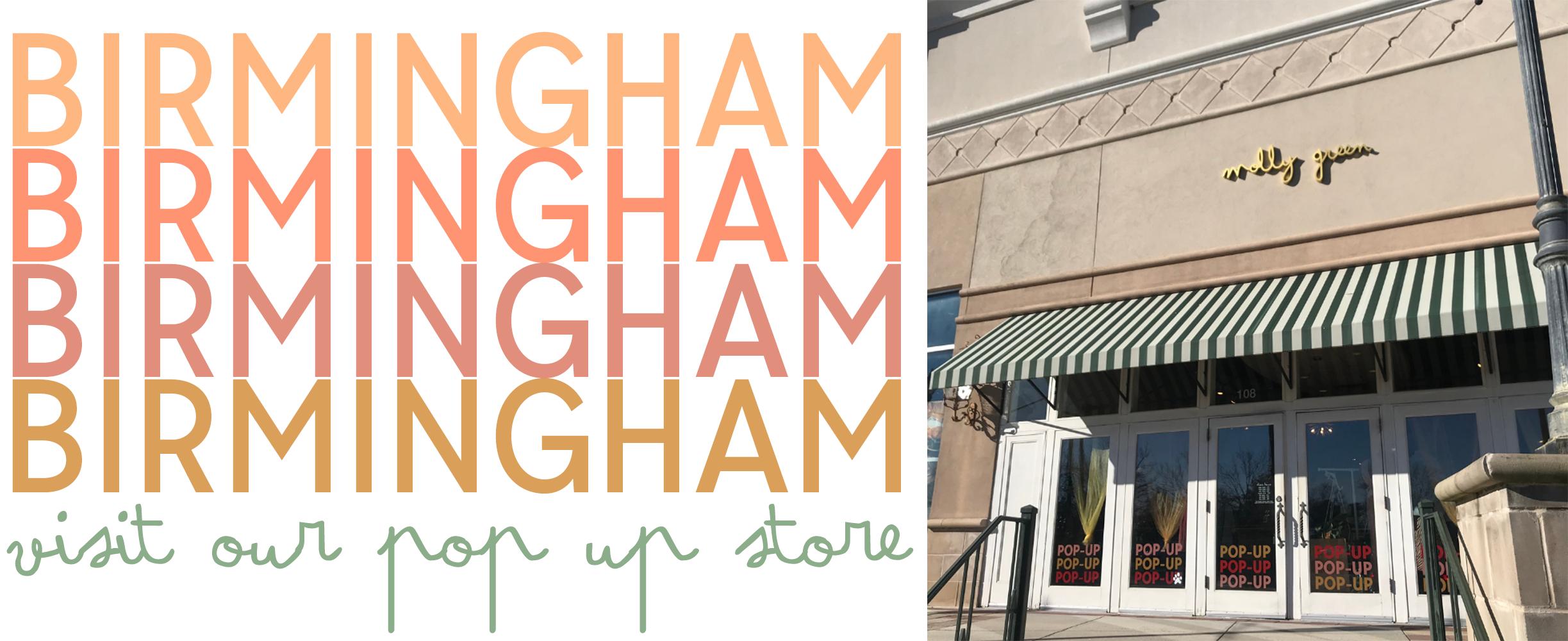 Visit our Birmingham Store
