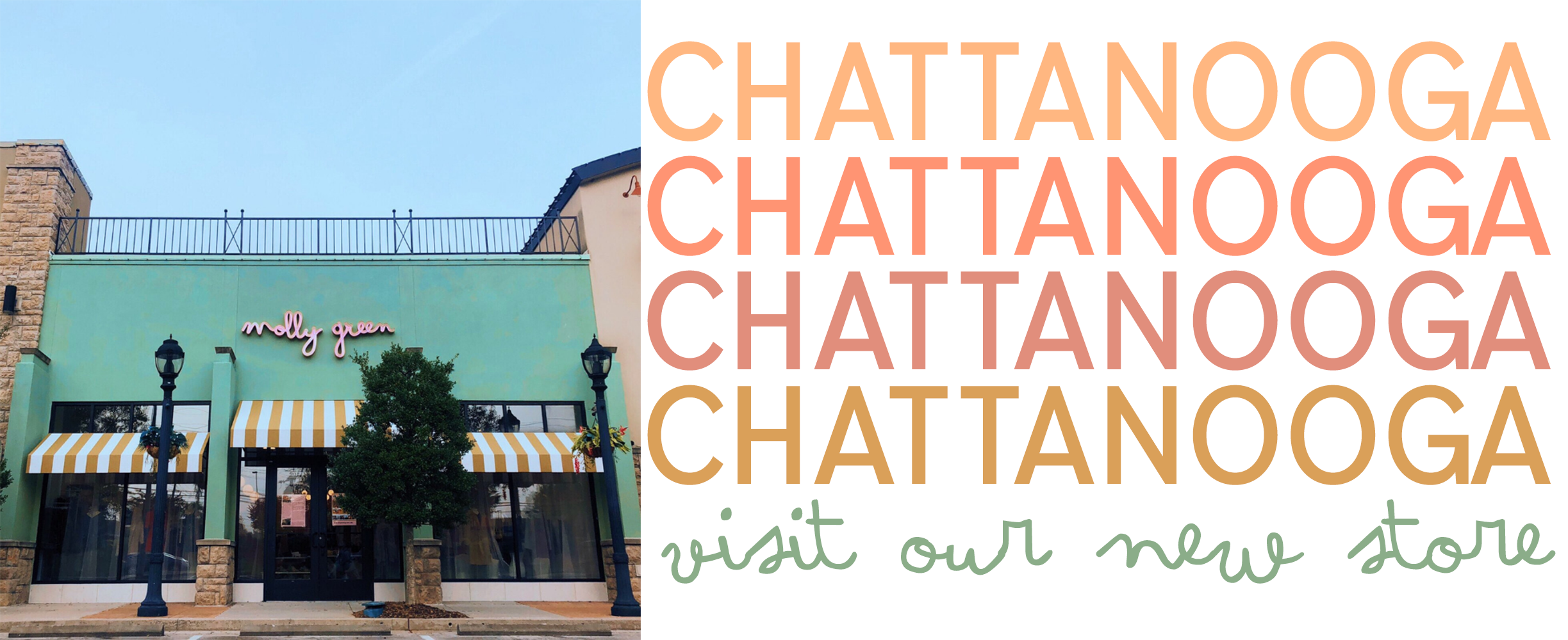Visit our Chattanooga Store