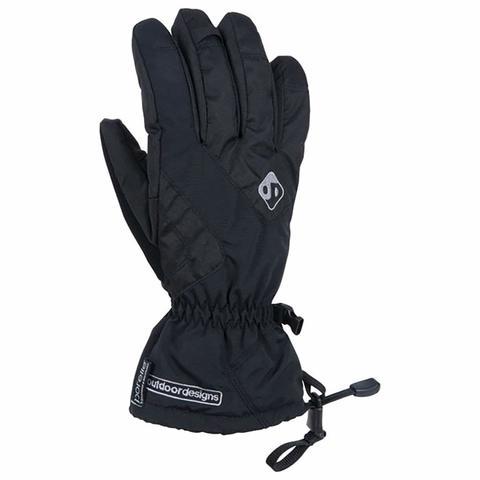 Outdoor Designs Summit Waterproof 3 in 1 Winter Gloves