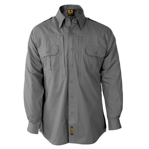 Propper Men's Long Sleeve Tactical Shirt - Grey