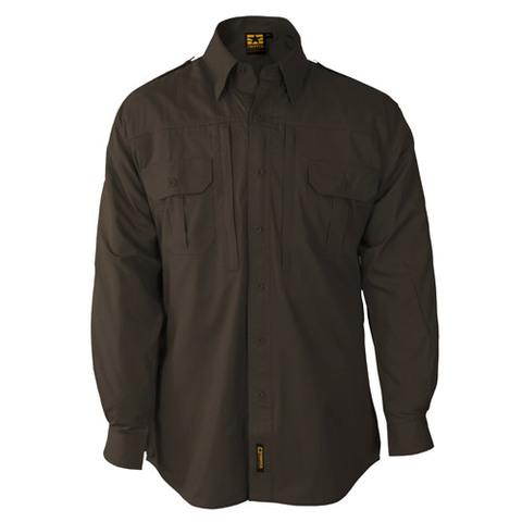 Propper Men's Long Sleeve Tactical Shirt - Sheriff's Brown
