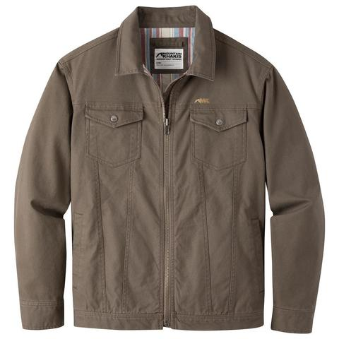 Mountain Khakis Mountain Trucker Jacket - Terra