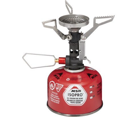 MSR PocketRocket Deluxe Ultralight Stove