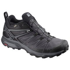 Salomon Men's X Ultra 3 GTX Shoes - Black - Magnet - Shade