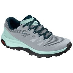 Salomon Outline GTX Women's Shoes - Pearl Blue