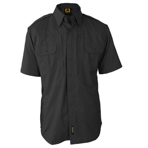 Propper Men's Short Sleeve Tactical Shirt - Black