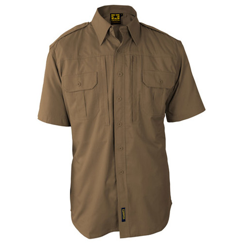 Propper Men's Short Sleeve Tactical Shirt - Coyote