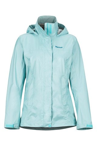 Marmot Women's PreCip Eco Jacket  - Skyrise