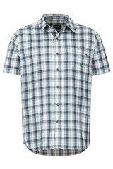 Marmot Men's Kingswest SS Shirt - Platinum