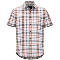 Marmot Men's Lykken SS Shirt - Desert Red