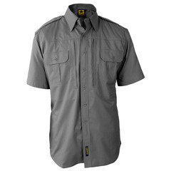 Propper Men's Short Sleeve Tactical Shirt - Grey