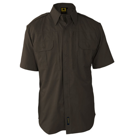 Propper Men's Short Sleeve Tactical Shirt - Sheriff's Brown