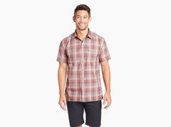 Kuhl Men's Response SS Shirt - Cayenne