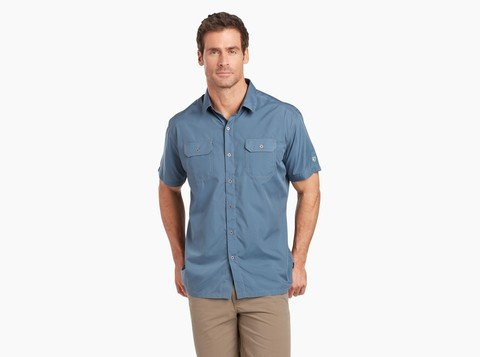 Kuhl Men's Response SS Shirt - Mirror Lake