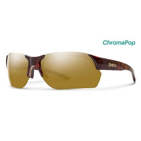 Smith Envoy Max Tortoise-Polarized Bronze ChromaPop Sunglasses