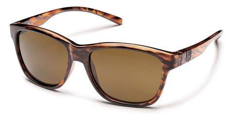 Suncloud Pageant Tortoise/Brown Polarized Sunglasses