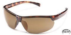 Suncloud Switchback Tortoise/Sienna Mirror Polarized Sunglasses