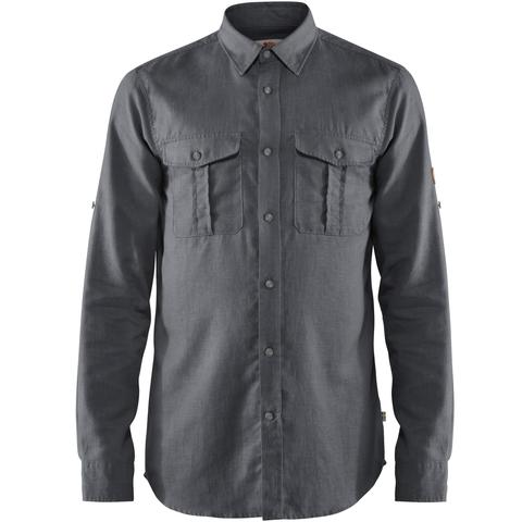 Fjällräven Men's Övik Travel Shirt LS