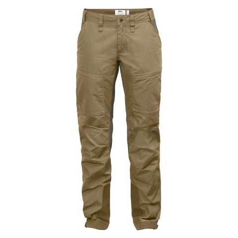 Fjällräven Abisko Lite Trekking Trousers - Regular - Sand
