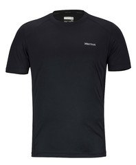 Marmot Men's Windridge Short Sleeve T-Shirt - Black