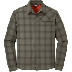 OR Men's Astroman LS Sun Shirt - Fatigue