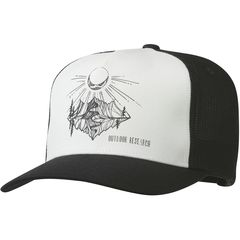 OR Moonshine Trucker Hat - Black-White