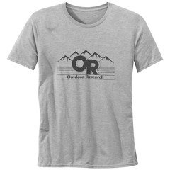 OR Men's Advocate Tee - Gray