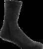 Darn Tough 1972 Light Hiker Micro Crew Light Cushion Socks - Black