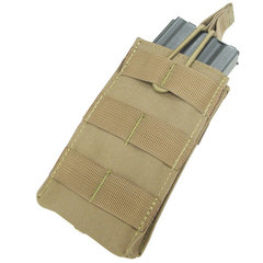 Condor MA18 Single M4-M16 Open Top Mag Pouch