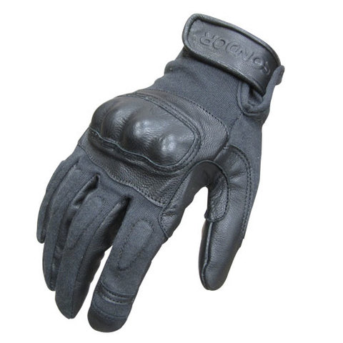 Condor HK221 Nomex Tactical Gloves-Black