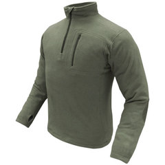 Condor 607 Zip Fleece Pullover OD