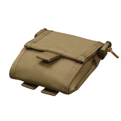 Condor MA36 Roll-Up Utility Pouch Tan