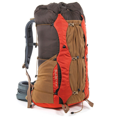 Granite Gear Blaze A.C. 60 Backpack - Tiger/Java