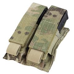 Condor MA23 Double Pistol Mag Pouch-Multicam