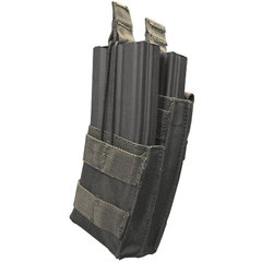 Condor MA42 Single Stacker M4-M16 Mag Pouch-Black