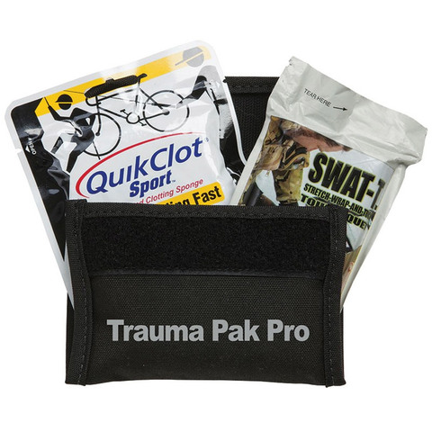 Adventure Medical Kits Trauma Pak Pro with Quikclot + SWAT-T