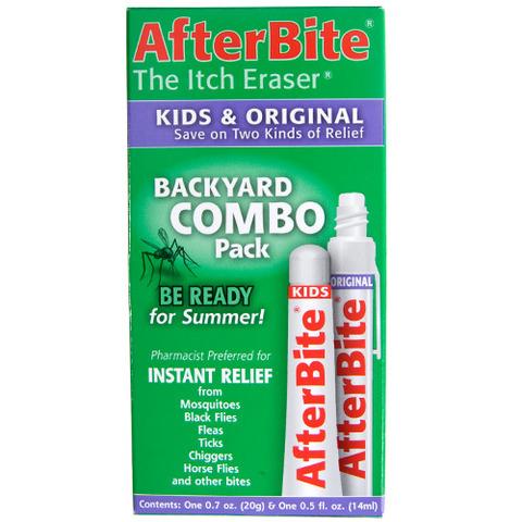 After Bite Backyard Combo Pack