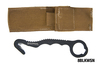 Benchmade 8 Rescue Hook (coyote brown soft sheath)