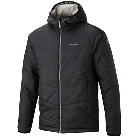 Craghoppers Men's CompressLite Packaway Jacket-Black