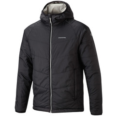 Craghoppers Men's CompressLite Packaway Jacket-Black