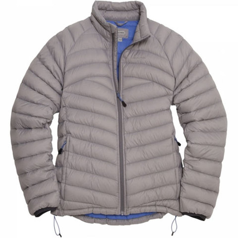 Craghoppers Kaito Lightweight Down Jacket Quarry Gray