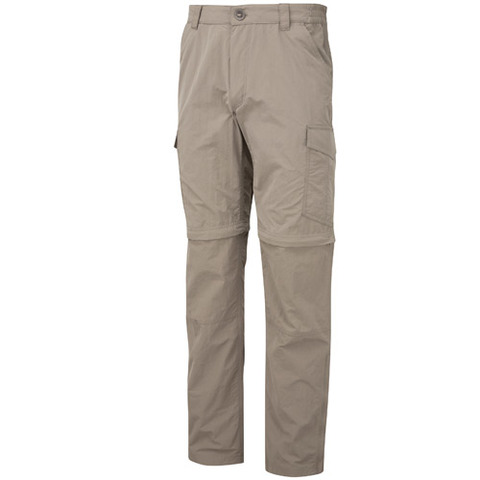 Craghoppers NosiLife Convertible Trousers-Pebble