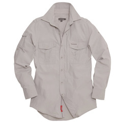 Craghoppers NosiLife Long Sleeve Shirt-Parchment