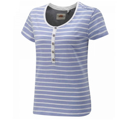 Craghoppers Women's Buxworth Top Powder Blue