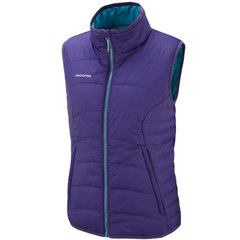 Craghoppers Women's Compresslite Packaway Vest Twilight