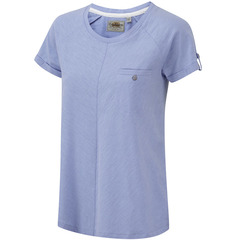 Craghoppers Women's Loxley T-Shirt Powder Blue