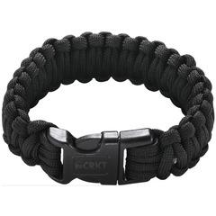 CRKT Para-Saw Paracord Survival Bracelet Black