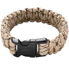 CRKT Para-Saw Paracord Survival Bracelet Tan