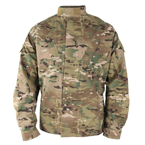 Propper ACU Coat - Battle Rip MultiCam