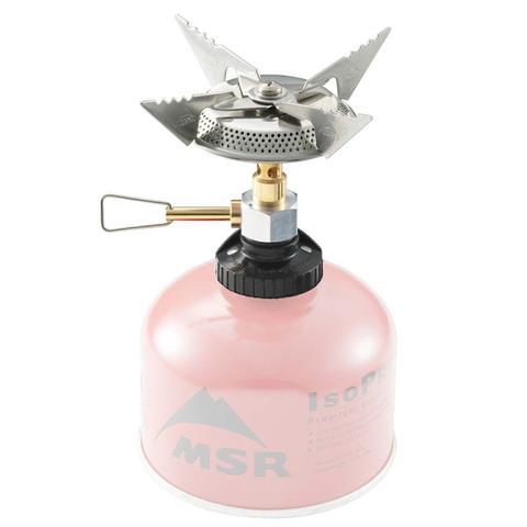 MSR Superfly with Autostart Stove